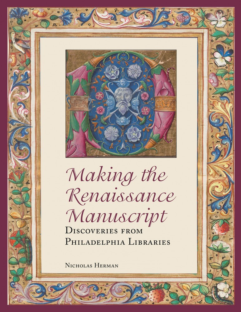 Cover image of Making the Renaissance Manuscript