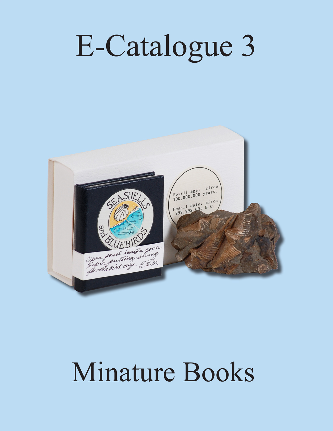 E-Catalogue 03 – Miniature Books