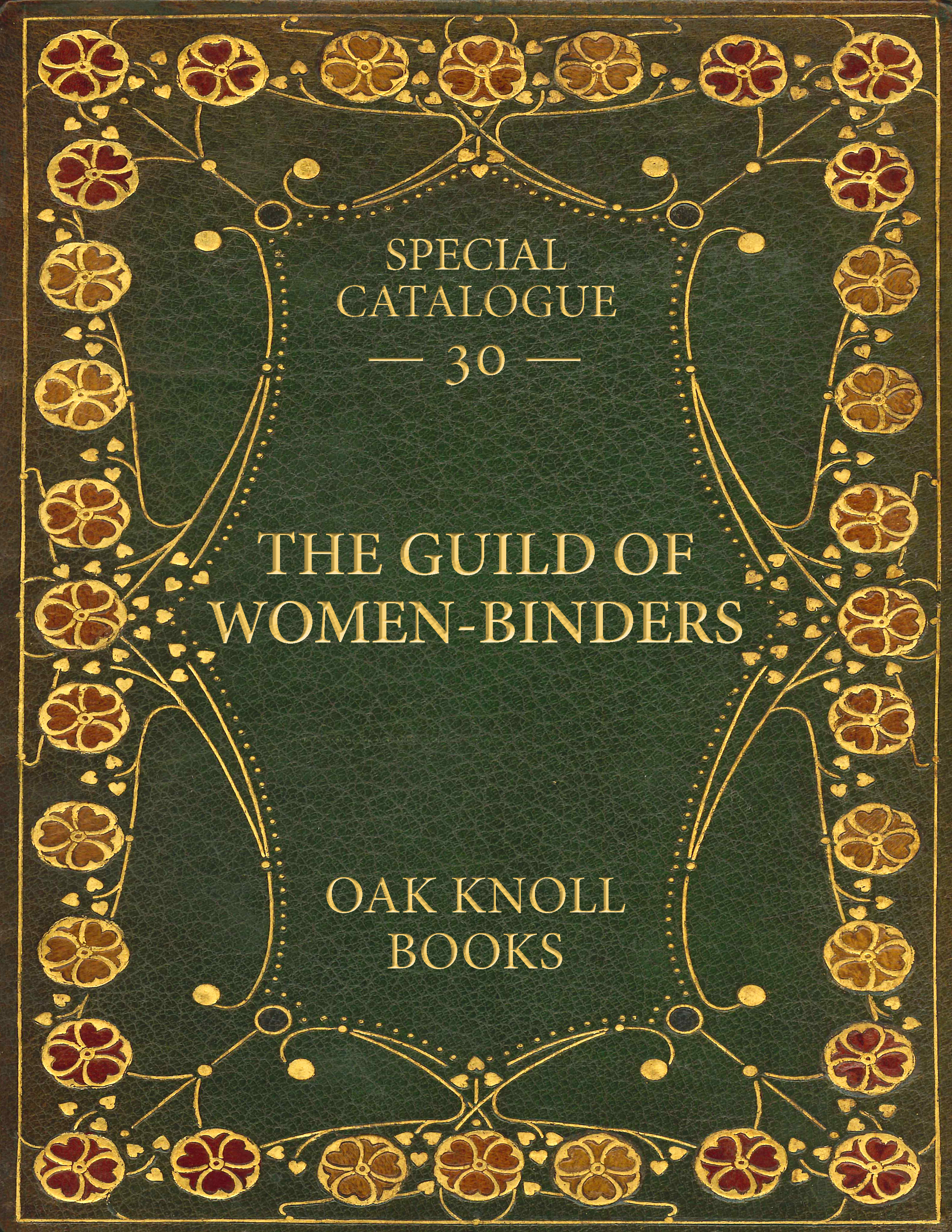Special Catalogue #30: Guild of Women-Binders