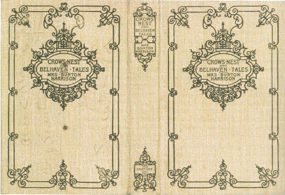 The proper decoration of book covers the life and work of for Antique books for decoration