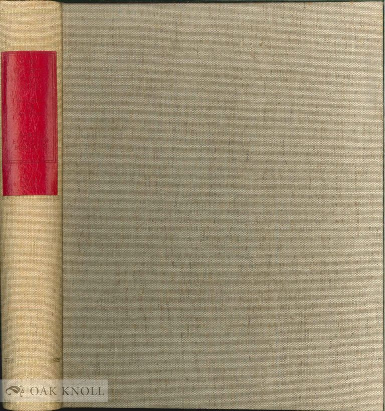 THE HENRY DAVIS GIFT, A COLLECTION OF BOOKBINDINGS. VOLUME II. Mirjam M. Foot.