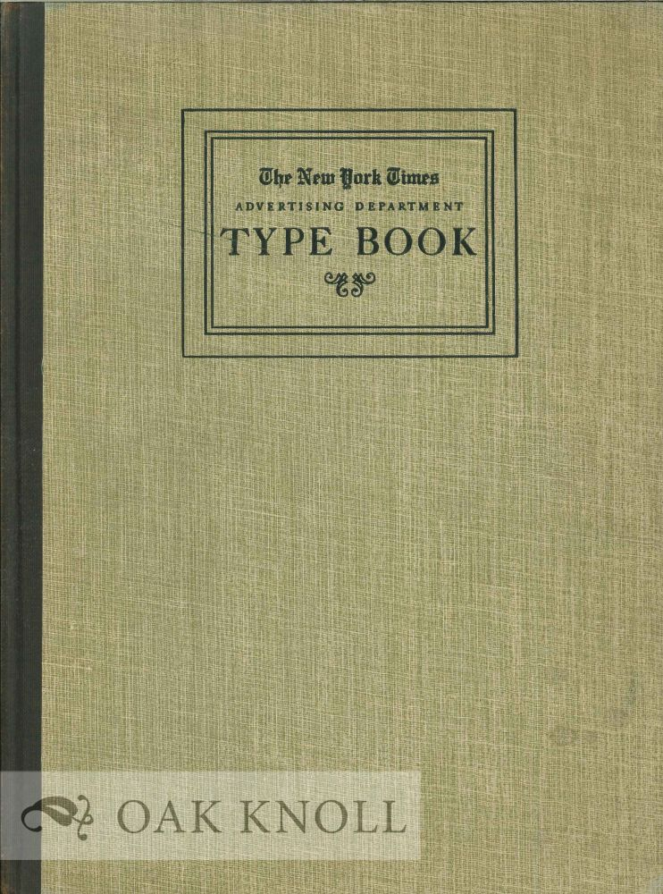 TYPOGRAPHIC YEARS, A PRINTER'S JOURNEY THROUGH A HALF-CENTURY. Joseph Blumenthal.