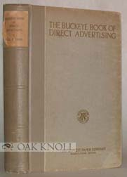 BUCKEYE BOOK OF DIRECT ADVERTISING. Carl Richard Greer.