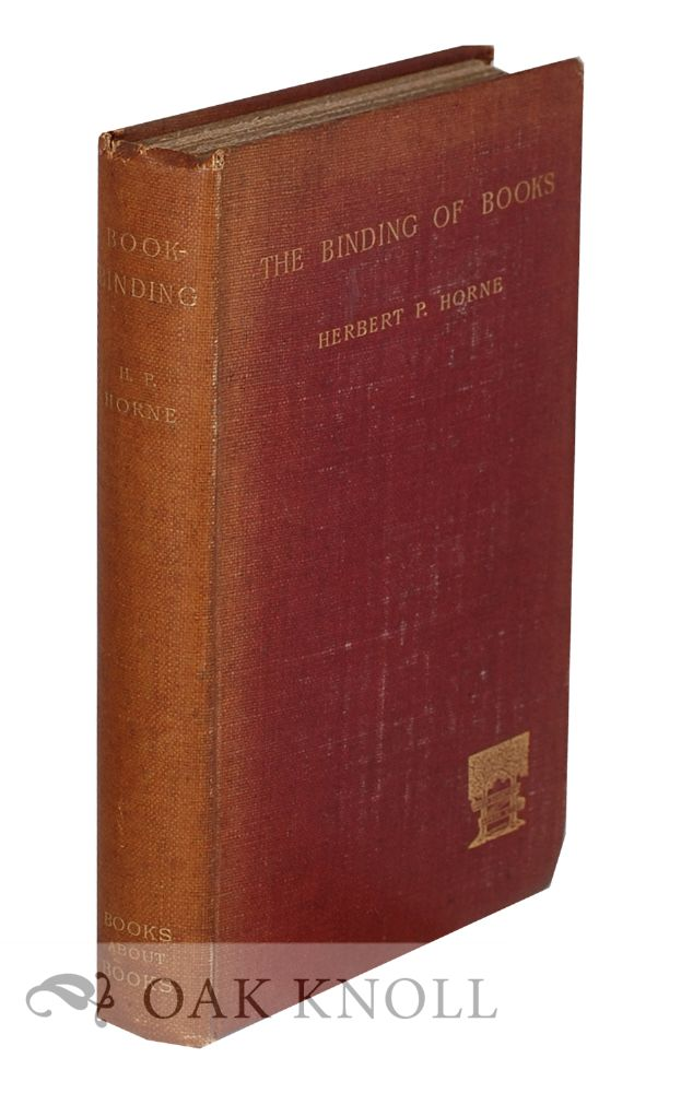 The Binding Of Books An Essay In The History Of Goldtooled Bindings  More