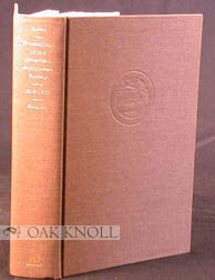 INDEX TO THE PROCEEDINGS OF THE AMERICAN ANTIQUARIAN SOCIETY 1812-1961. Clifford K. Shipton.
