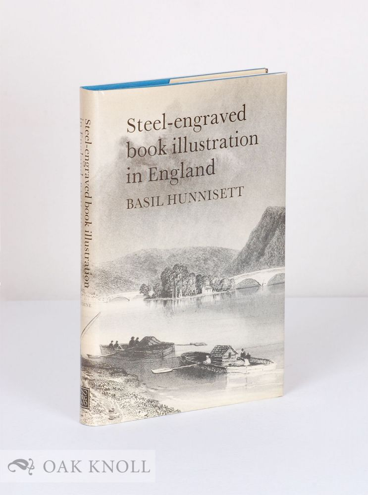 STEEL-ENGRAVED BOOK ILLUSTRATION IN ENGLAND. Basil Hunnisett.
