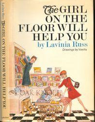 THE GIRL ON THE FLOOR WILL HELP YOU. Lavinia Russ.