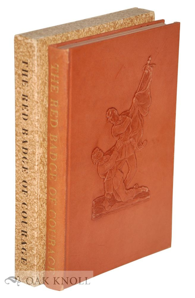 RED BADGE OF COURAGE Illustrated by John Steuart Curry with an Introduction by Carl Van Doren. Stephen Crane.