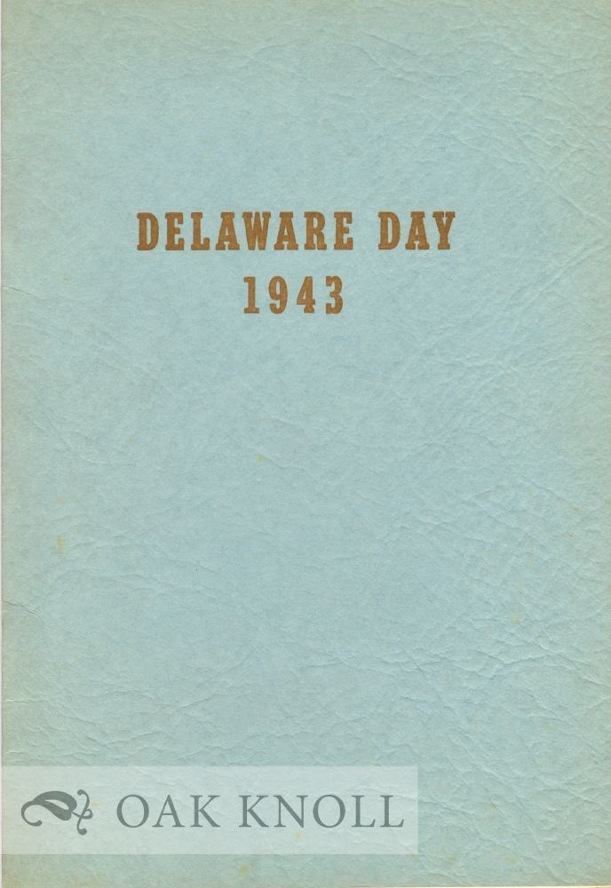 DELAWARE AND THE FEDERAL CONSTITUTION. Daniel J. Layton.