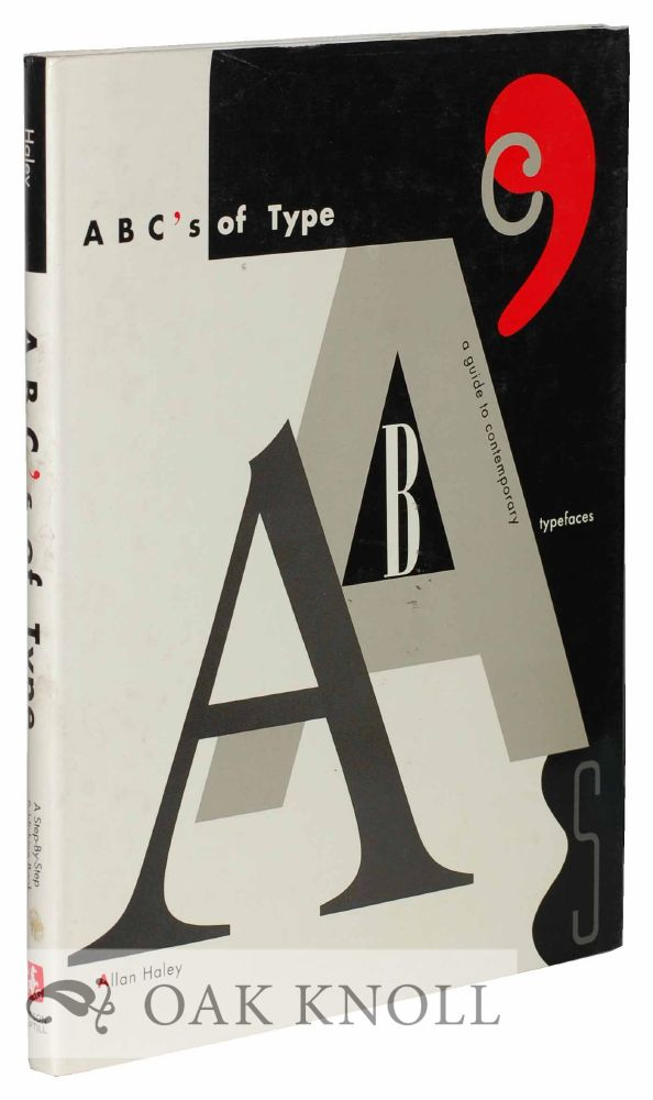 ABC'S OF TYPE. Allan Haley.
