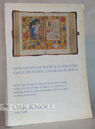 A CHOICE COLLECTION OF ILLUMINATED AND LITERARY MANUSCRIPTS, INCUNABULA TYPOGRAPHICA, FINE ILLUSTRATED BOOKS. 27.