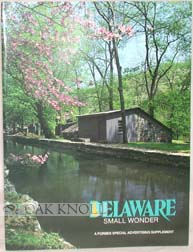DELAWARE, SMALL WONDER. A FORBES SPECIAL ADVERTISING SUPPLEMENT.