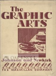 THE GRAPHIC ARTS. William H. Johnson, Louis V. Newkirk.