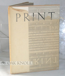 PRINT BY THE CLOISTER PRESS