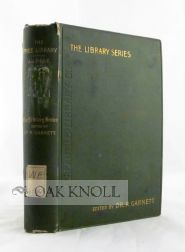 THE FREE LIBRARY, ITS HISTORY AND PRESENT CONDITION. John J. Ogle.