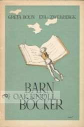 BARN OCH BOCKER [CHILDREN AND BOOKS]. Greta Bolin.