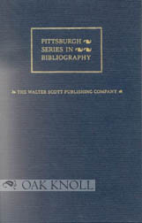 WALTER SCOTT PUBLISHING COMPANY, A BIBLIOGRAPHY. John R. Turner.