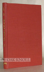BIBLIOGRAPHY OF FIRST EDITIONS OF BOOKS ILLUSTRATED BY WALTER CRANE. Gertrude C. E. Masse.