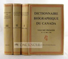 DICTIONNAIRE BIOGRAPHIQUE DU CANADA. George W. Brown.