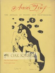 ARTIST'S PROOF, THE ANNUAL OF PRINTS AND PRINTMAKING, VOLUME XI.