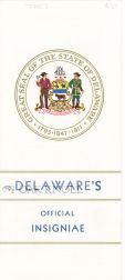 DELAWARE'S OFFICIAL INSIGNIA.