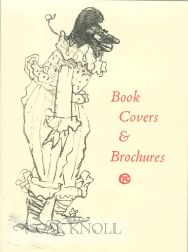TOULOUSE-LAUTREC; BOOK COVERS AND BROCHURES