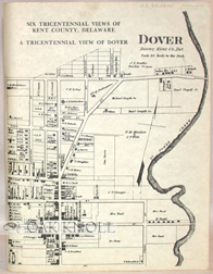 A TRICENTENNIAL VIEW OF DOVER, 1683-1983.
