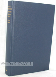 A DIRECTORY OF THE PAROCHIAL LIBRARY OF THE CHURCH OF ENGLAND AND THE CHURCH IN WALES. Michael Perkin.