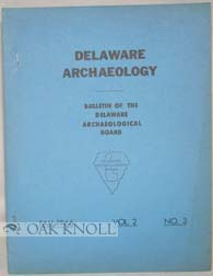 DELAWARE ARCHAEOLOGY.