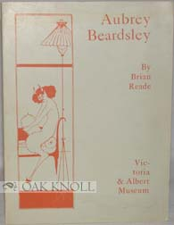 AUBREY BEARDSLEY EXHIBITION AT THE VICTORIA. Brian Reade.