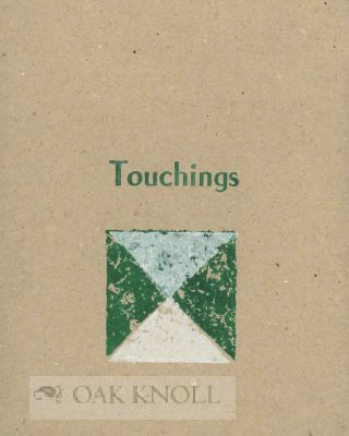TOUCHINGS. Alistair Paterson.