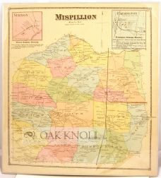 MISPILLION. KENT CO. DEL. D. G. Beers.