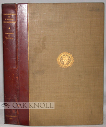 CATALOGUE OF ORIGINAL AND EARLY EDITIONS OF SOME OF THE POETICAL AND PROSE WORKS OF ENGLISH WRITERS.
