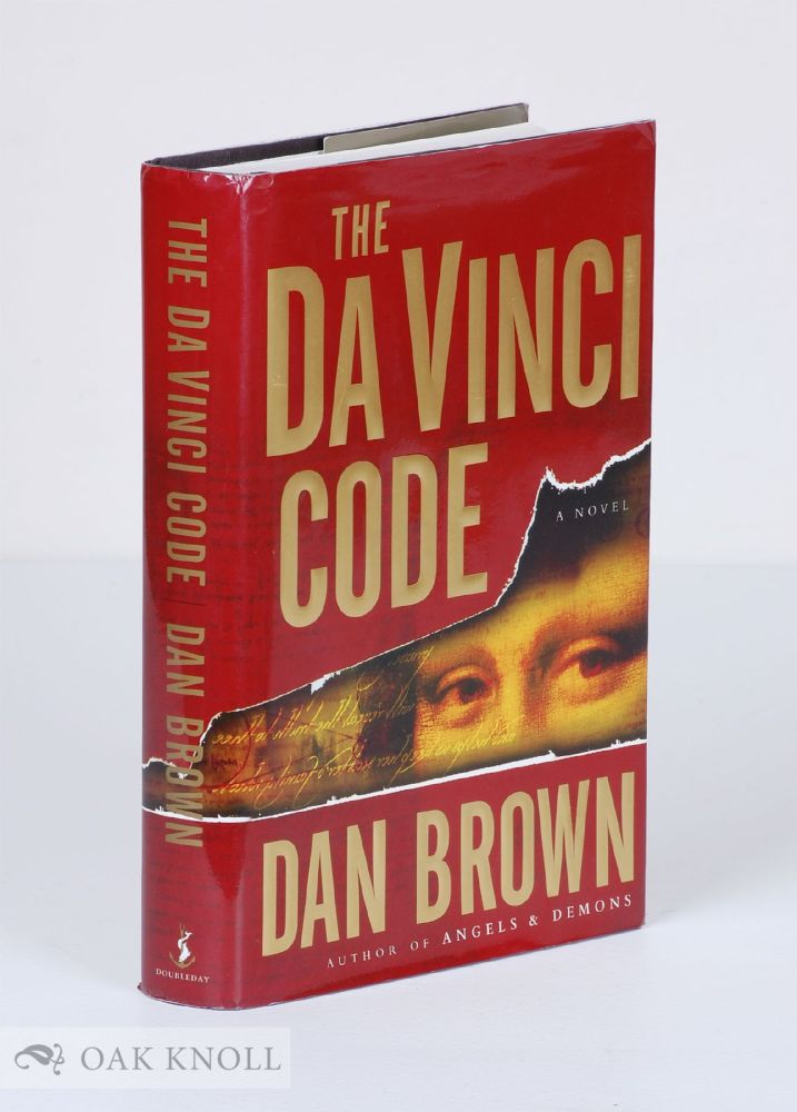 THE DA VINCI CODE. Dan Brown.