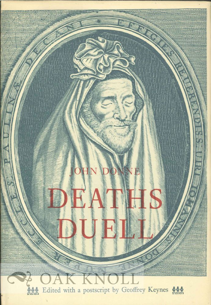 DEATHS DUELL. John Donne.