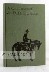 A CONVERSATION ON D. H. LAWRENCE. Haruhide Mori.