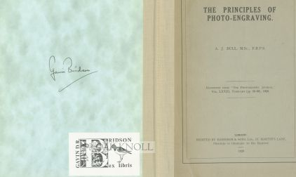 THE PRINCIPLES OF PHOTO-ENGRAVING. A. J. Bull.