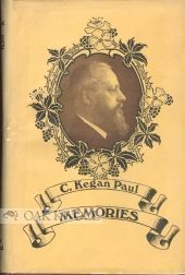 MEMORIES. Kegan C. Paul.