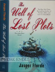 THE WELL OF LOST PLOTS. Jasper Fforde.