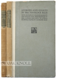 STORIES BY MRS. HAVELOCK ELLIS. Mrs. Havelock Ellis.