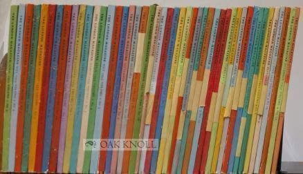 LONDON MAGAZINE, A MONTHLY REVIEW OF LITERATURE.