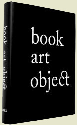 BOOK ART OBJECT. David Jury.