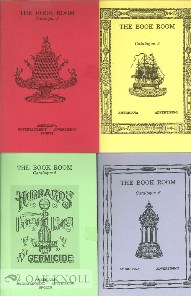 THE BOOK ROOM.