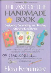 THE ART OF THE HANDMADE BOOK. Flora Fennimore.