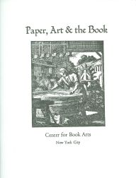 PAPER, ART AND THE BOOK