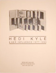HEDI KYLE & HER INFLUENCE: 1977 - 1993.