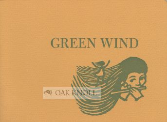 GREEN WIND, POEMS SELECTED FROM A PROJECT CONDUCTED IN SEVEN PUBLIC SCHOOLS OF THE DISTRICT OF COLUMBIA.