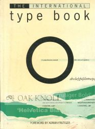 THE INTERNATIONAL TYPEBOOK.