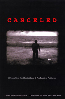 CANCELED: ALTERNATIVE MANIFESTATIONS AND PRODUCTIVE FAILURES. Laura van Haaften-Schick.