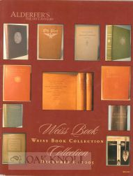 WEISS BOOK COLLECTION.